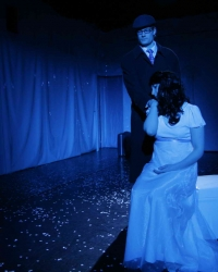 Casanova und Lucretia 2008 © London